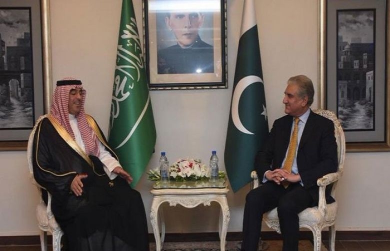 Saudi leadership wishes to work with new Pakistan govt: Shah Mehmood Qureshi