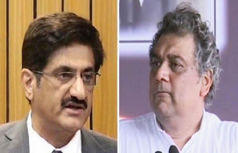 Ali Zaidi complains PM Imran about CM Sindh's behaviour in Meeting – SUCH TV