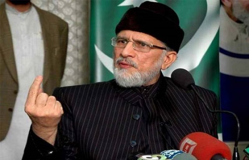 qadri urges people to  e out on streets against rulers