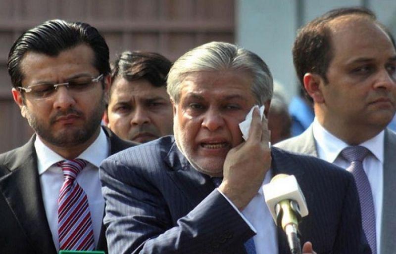 Witnesses record statements against Ishaq Dar