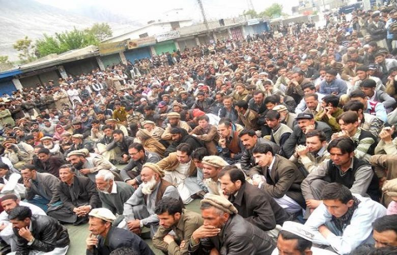 Parties in Gilgit call for abolition of all federal taxes