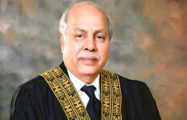 Chief Justice of Pakistan Gulzar Ahmed