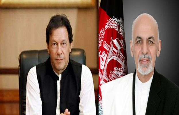 Imran Khan urges for reduction in violence in convo with Ashraf Ghani