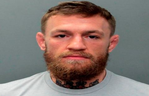 MMA fighter McGregor