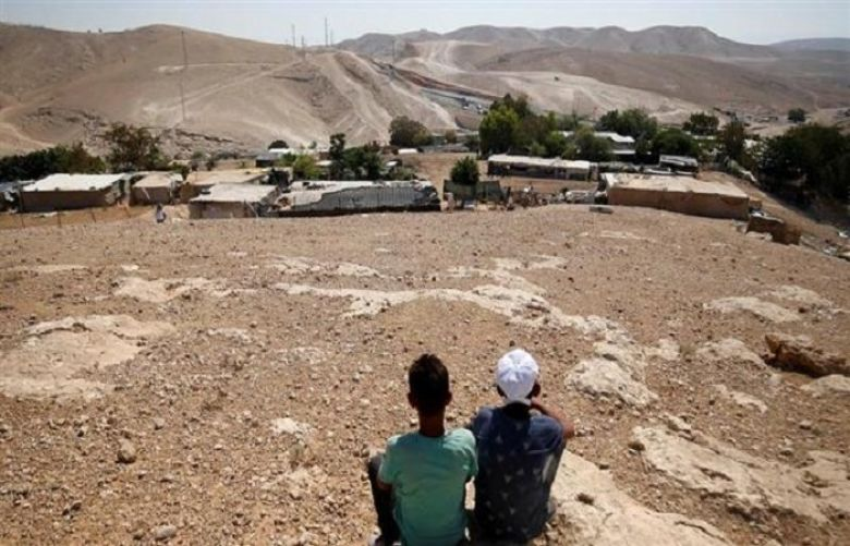 Israeli military sends reinforcements to Palestinian village to begin its demolition
