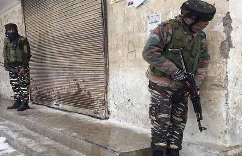 Indian troops martyr 1 more youth in IOK