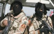 Sindh Rangers arrested Five suspects in Karachi