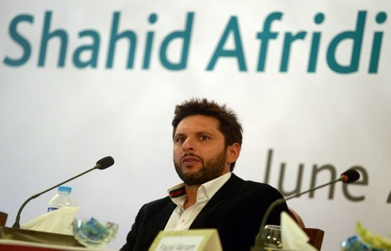 Shahid Afridi Foundation To Help Pakistani Prisoners In