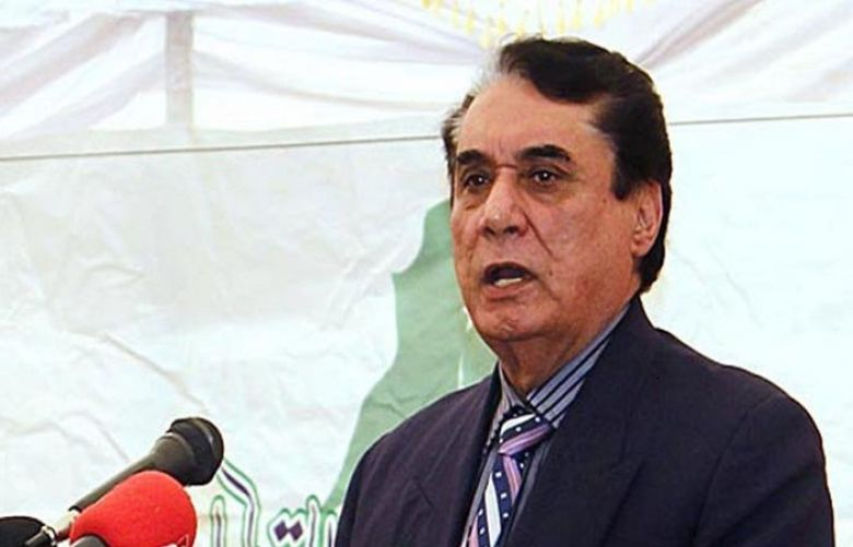 Chairman NAB vows indiscriminate action against corruption