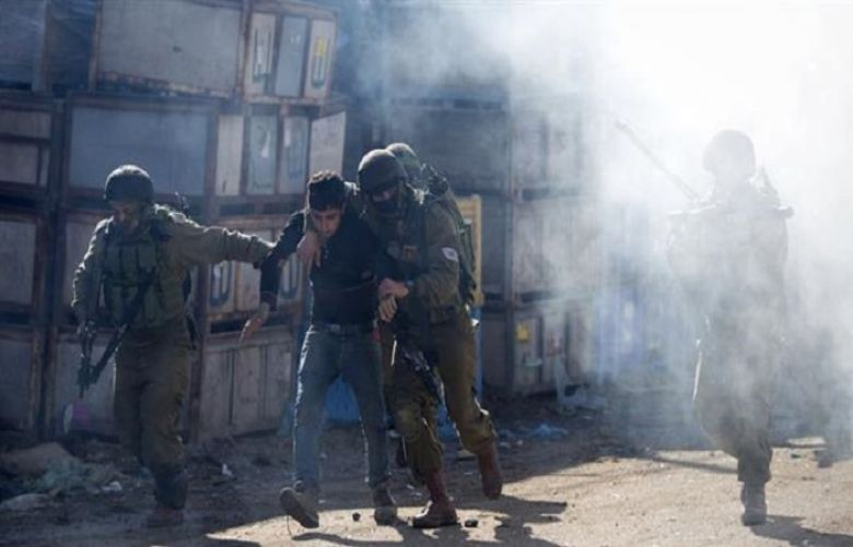 Israeli forces kill Palestinian youth in West Bank