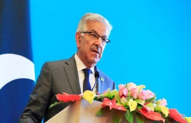 Foreign Minister Khawaja Asif