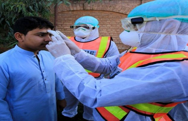 Corona claims 151 more lives, 5,480 fresh infections reported in Pakistan