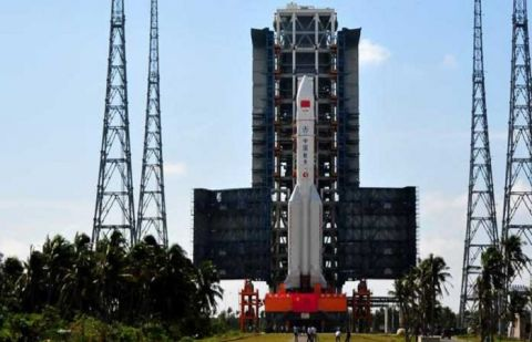 China preparing for space station missions