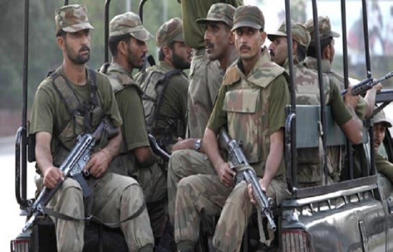 Militant commander among three suspects killed in Hangu raid