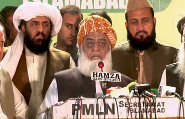 Opposition to hold countrywide protests from Oct 20: Fazl