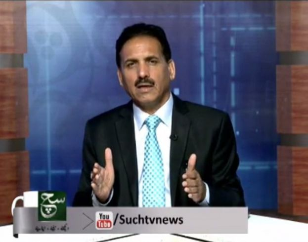 40 Minutes With Khushnood 08-08-2014
