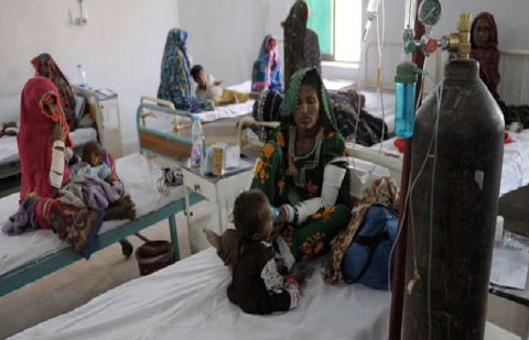 Seven children in Thar's Mithi die of malnutrition