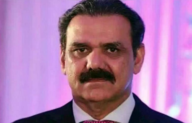 Lieutenant General (retired) Asim Saleem Bajwa