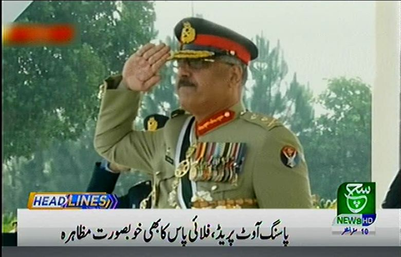 Chairman Joint Chiefs of Staff Committee General Zubair Mahmood Hayat