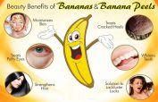 Some amazing Benefits and Uses of Banana Peel