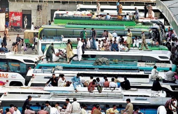 All Pakistan Transport Owners Federation observe a country-wide strike today