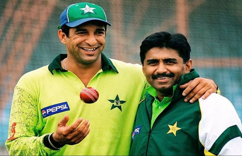 'If it wasn't for Javed Miandad, there would never have been a Wasim Akram'