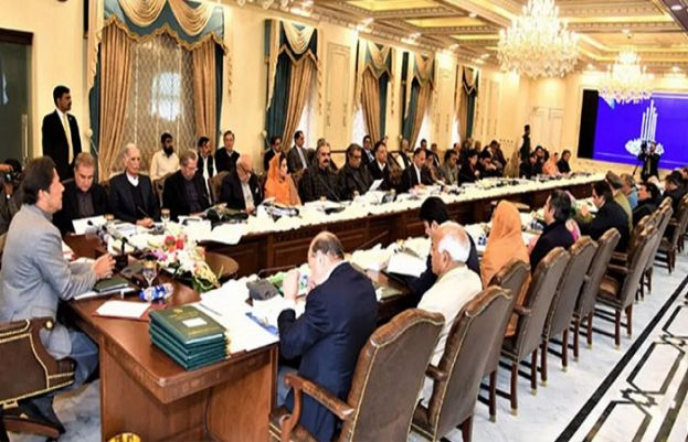 The federal cabinet