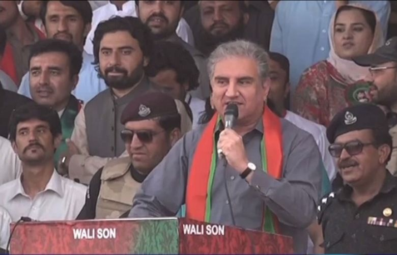 Kulbhushan's case decided in the mountains of Murree: Qureshi