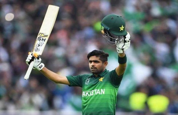 Star batsman Babar Azam
