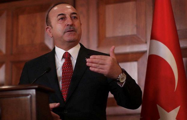 Turkish Foreign Minister, Mevlut Cavusoglu