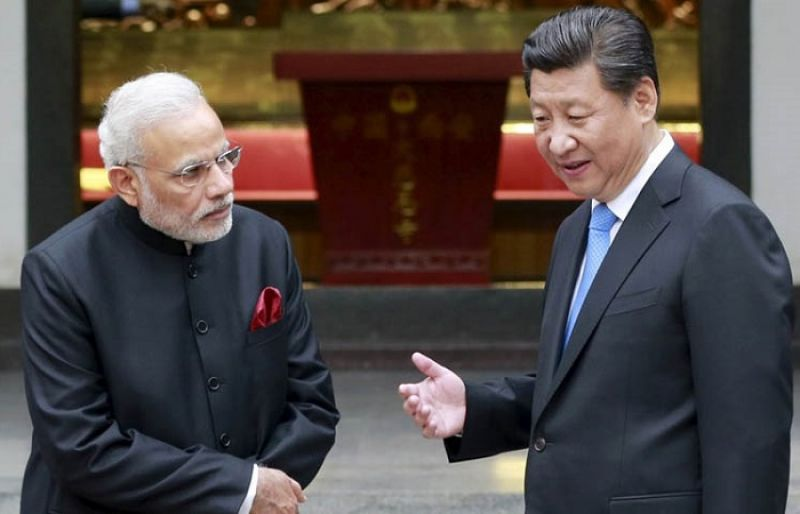 China reiterates demand for India to pull back troops amid ...