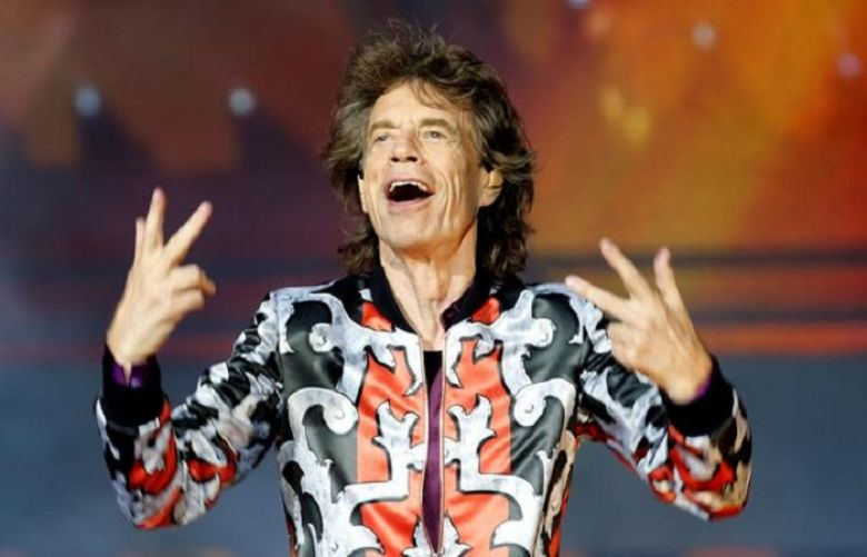 Moves like Jagger: Stones' frontman posts dance video after health scare