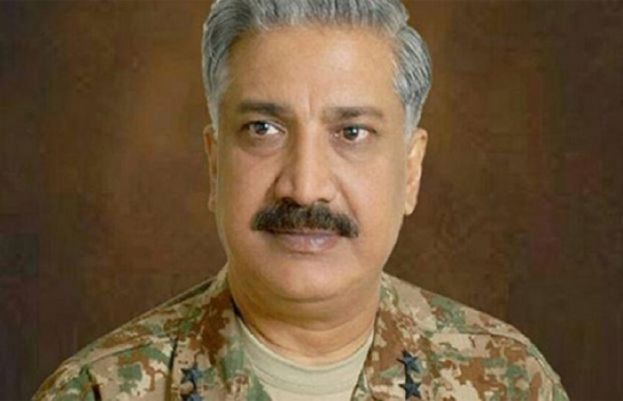 The Director General Rangers Major General Muhammad Saeed