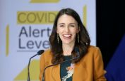 New Zealand's Ardern declares climate emergency