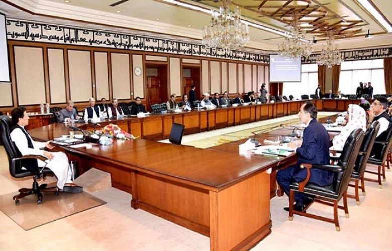 PM Imran to chair federal cabinet meeting