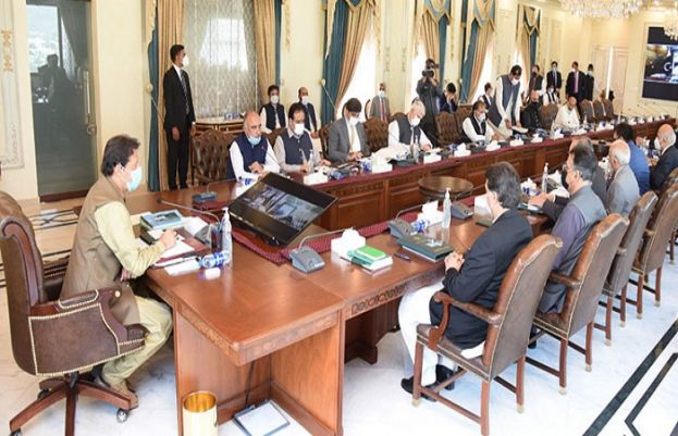 A meeting of the National Economic Council was held under the chair of PM Imran Khan in Islamabad