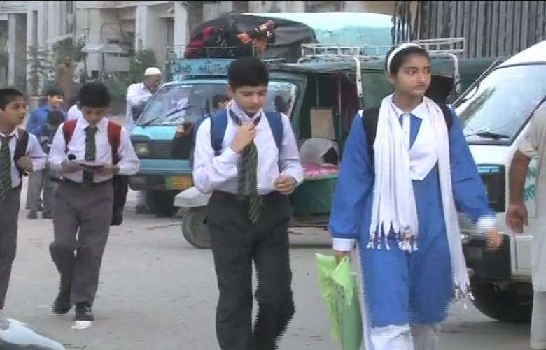 Educational institutions reopen across Punjab after summer vacations