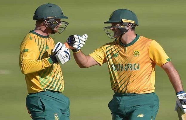 South Africa beat Pakistan by six wickets in 2nd T20I