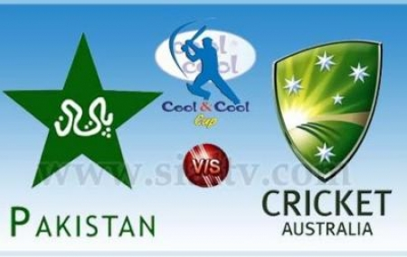Pakistan Vs Australia' 3rd T-20 on Monday