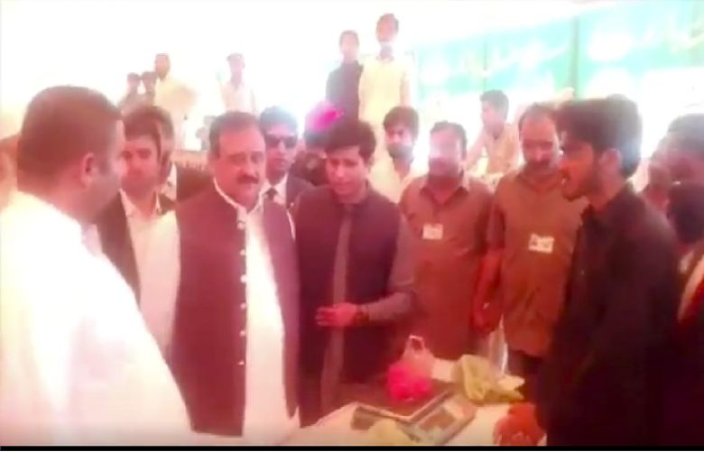Punjab Chief Minister Sardar Usman Buzdar monitoring of daily use items' prices in Ramzan Bazaar