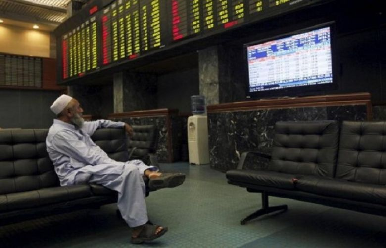 Pakistan Stock Exchange plunges 337 points