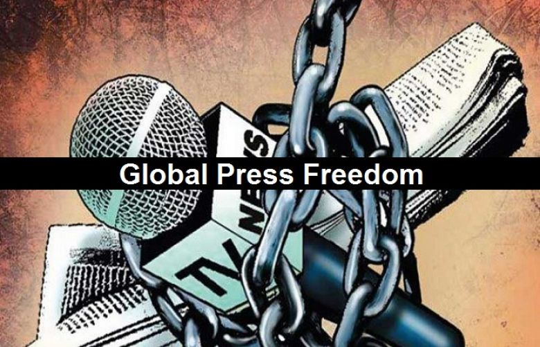 Global protests and strikes against freedom of press got deepened in the year 2019.