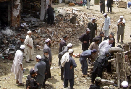Buner: 06 People Killed In Suicide Attack