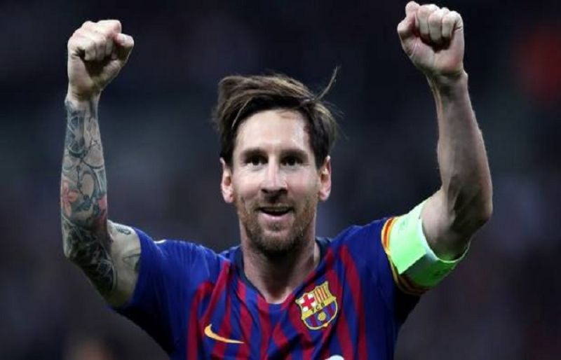f14b39c87cf Lionel Messi called off the bench to sink Leganes - SUCH TV