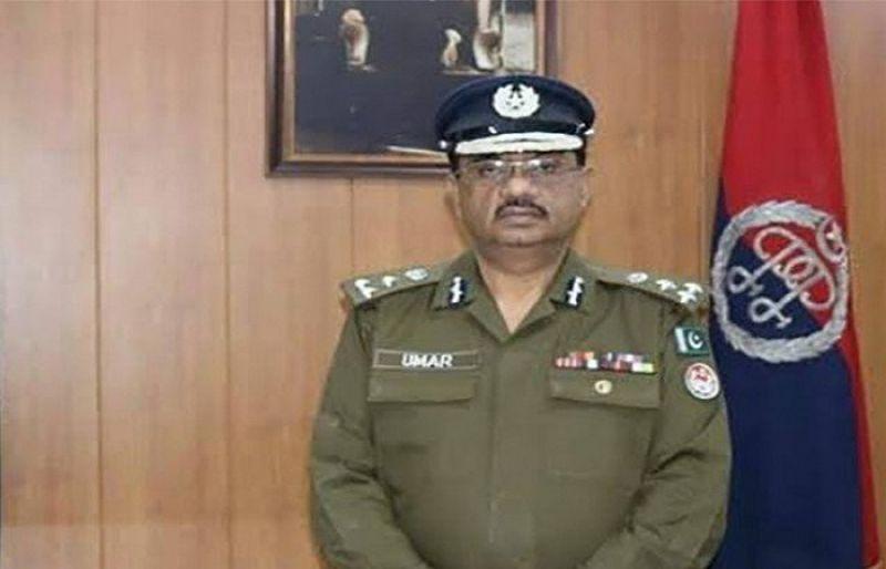 CM Usman Buzdar removes Lahore CCPO Umar Sheikh – SUCH TV