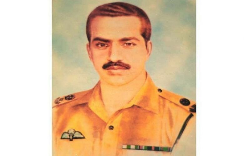 The 76th birth anniversary of valiant war-hero Major Shabbir Sharif Shaheed