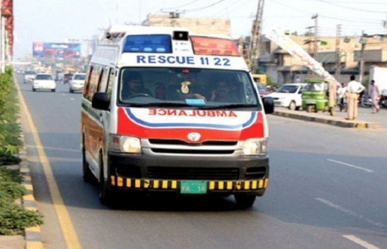 Four people died, two injured in traffic accident