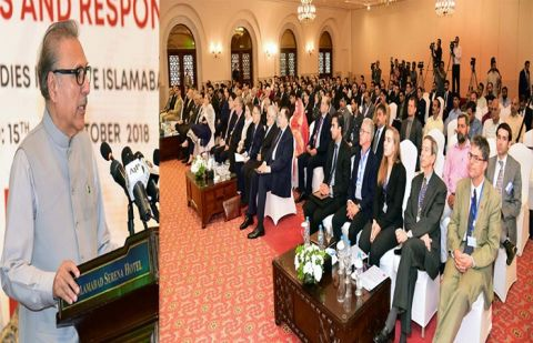 Pakistan's nuclear program is compliant to IAEA rules and regulations, President