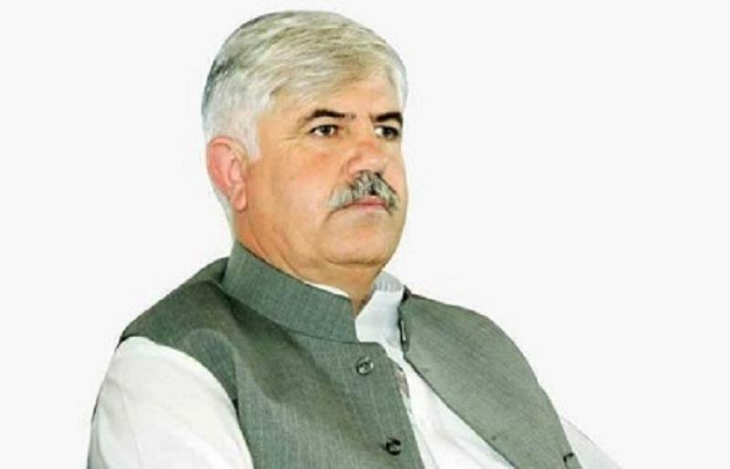 CM KP Mahmood Khan predictes the victory of Pakistan Tehreek-e-Insaf (PTI): 10 seats – SUCH TV