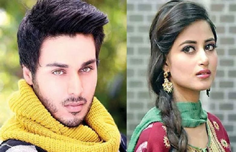 Ahsan Khan, Sajal Aly to be seen in advertising film